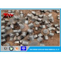 Quality Ball mill crushers casting grinding cylpebs used in mining and constrcution industry for sale