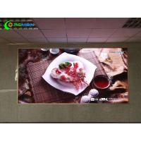Quality Magnet P4 P5 Front Service LED Display Spring Locked High Contrast Rate Easy Installation for sale