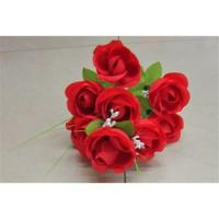 Quality Artificial silk flower zy-011/artificial flower for sale