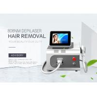 Quality Beauty Salon 808nm Diode Laser Hair Removal Device / Lightsheer Laser Hair Removal Machine for sale