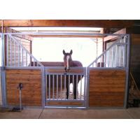 Quality Good Quality China Supplied Galvanized Sliding Horse Stable Fronts for sale