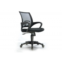 Quality Mesh Rotating 22.6 Pounds Armrest Office Chair for sale