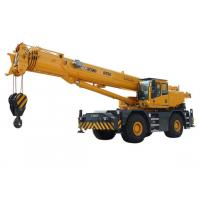 Buy RT25 High Power Rough terrain Boom Truck Crane QSB6.7- C190 Engine at wholesale prices