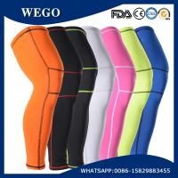 Quality Compression Leg Sleeves Knee Brace for Sports, Running, Basketball, Calf Knee Pain Relief, Improve Blood Circulation and for sale