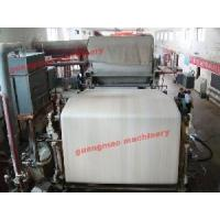 Quality 1760mm High Quality Single-Cylinder and Single-Dryer Can Tissue Paper Machine for sale