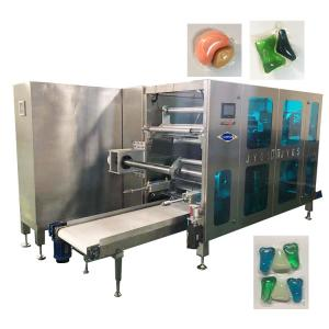 Quality PVA PVOH Laundry Capsules Detergent Pod Making Machine for sale