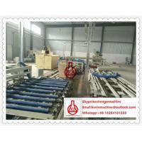 Quality Fiber Cement Board Sheet Forming Machine for House Building / Partition Board for sale
