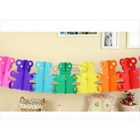 Quality 3m 4m Bear Diy Tissue Paper Garland Decorations For Party Decoration Customized for sale