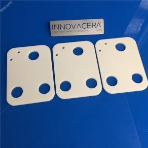 Quality Wear Resistance Aluminum Oxide Al2O3 Alumina Ceramic Disc Valve for sale