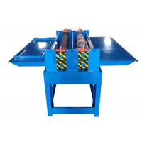 Quality 4 Blade Sheet Metal Shearing Machine Speed 20-25 M/Min ISO9001 Certification for sale