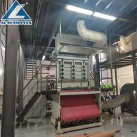 China High Speed S Sigle Beam Non Woven Fabric Bag Making Machine Great Performance on sale