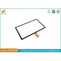 Quality Smooth Touch USB Projected Capacitive Touch Panel With Two ITO Layers for sale