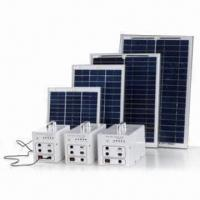 Solar Home System, Safe, Reliable, No Pollution and Noise, Long Lifespan, Easy to Assemble and Move