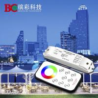 Quality Bincolor T3 R3 Mini rgb led strip controller with touch rf remote control for sale