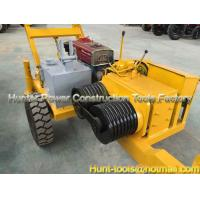 Quality Gasoline engine power Cable Pulling Winches Cable Pull Assist Winch for sale