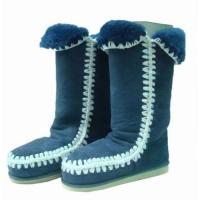 Quality Mon shoes Mon boots snow boots fur boots fashionable boots for sale