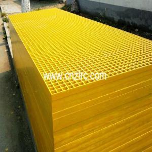 China plastic drain cover grating, frp grating price, frp plastic floor grating on sale