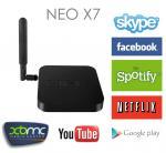 Quality MINIX NEO X7 Android TV Box RK3188 Quad Core 1.6GHz 2G/16G WiFi HDMI USB RJ45 OTG SD Card for sale
