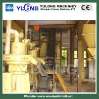 Quality pellet machine line for wood for sale