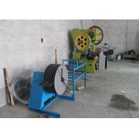 Quality 2.5Ton Razor Barbed Wire Machine 2500*7000*2300mm Dimension Easy Operating for sale