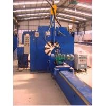 Galvanized Light Pole Welding Machine / Automatic Seam Welding Machine for sale