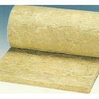 Quality Industrial Yellow Rockwool Insulation Blanket Sound Absorption Non-Combustible for sale