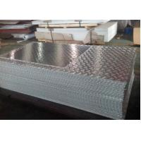 Quality 3003 natural anodized aluminum diamond plate for sale