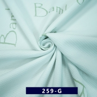 Quality Customizable Color 260gsm Mattress Ticking Fabric Medium Weight for sale