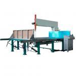 Quality D & T PU Foam Cutting Machine , Polystyrene Cnc Sponge Cutting Machine With CE for sale