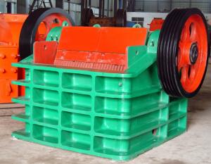 Quality 320 mpa Jaw Crusher Automatic Concrete Block Making Machine for sale