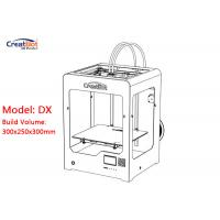Quality 300W Power Dual Nozzle 3d Printer CreatBot DX Touch Screen Remote Feeding for sale