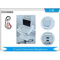 Buy cheap Human Use 12 Inch Laptop black and white ultrasound machine with 2 Probe from wholesalers