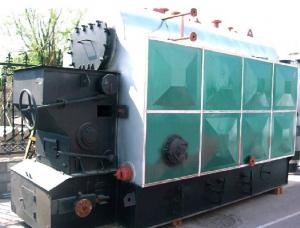 Quality Double Drum Water Tube 30 Ton/H SZL8 A2 Coal Burning Boiler for sale
