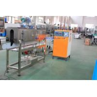 Quality Semi-Automatic Sleeve Labeling Machine with Steam Generator for sale