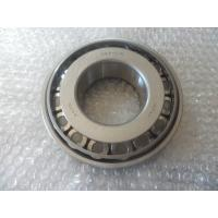 Quality 80mm Small Tapered Roller Bearings , Brass Miniature Tapered Roller Bearings for sale