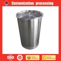 Quality stainless steel oil drum for sale