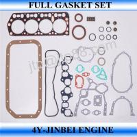 Quality 4Y 04111-73030 Complete Engine Gasket Set For Engineering Machinery for sale