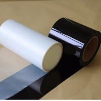 Quality PET Black Film For Car Glass / Building Window Protection With 99% UV Blocking for sale