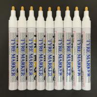 Quality Waterproof Permanent Paint Marker Pen Car Tyre Tire Tread Rubber Metal Gift for sale