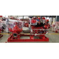 Quality High Performance Split Case Fire Pump With Eaton Controller  50HZ-380V -000 centrifugal fire pump ul listed fire pumps for sale