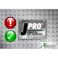 Quality Commercial Fleet engine Truck Diagnostics Software with Noregon JPRO for sale