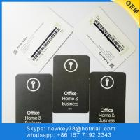 Quality Japanese Version Microsoft Home And Business 2019 / Office Home&Business 2019 for sale