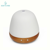 Quality Compact 180ml USB Wood Aromatherapy Diffuser for sale