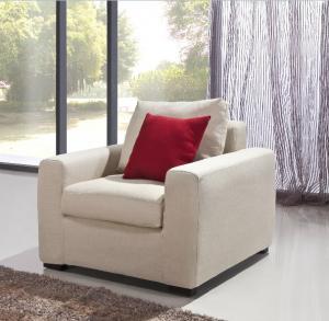 Buy cheap sofa,sofa chair, single chair, fabric chair, living room furniture, fabric sofa from wholesalers