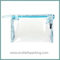 Quality clear transparent pvc bag, pvc cosmetic bag, water proof pvc bag for sale