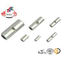 Quality Middle Joint  BN Series Non Insulated Bullet Connectors Copper Type TL for sale