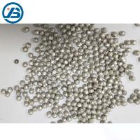 Quality High Pure Hydrogen Water Magnesium Granules Mg Ball Density  1.7g / Cm3 for sale