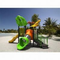 Quality Outdoor Playground Equipment, Sailing Boat Series, Made of UV-resistant LLDPE, Environment-protectio for sale