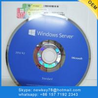 Quality Free Shipping Windows Server 2012 License Key / English version Win Svr Std 2012 R2 for sale