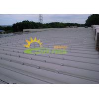 Buy cheap 12 Years Warranty Ballasted Solar Racking Systems 2-5 rows from wholesalers